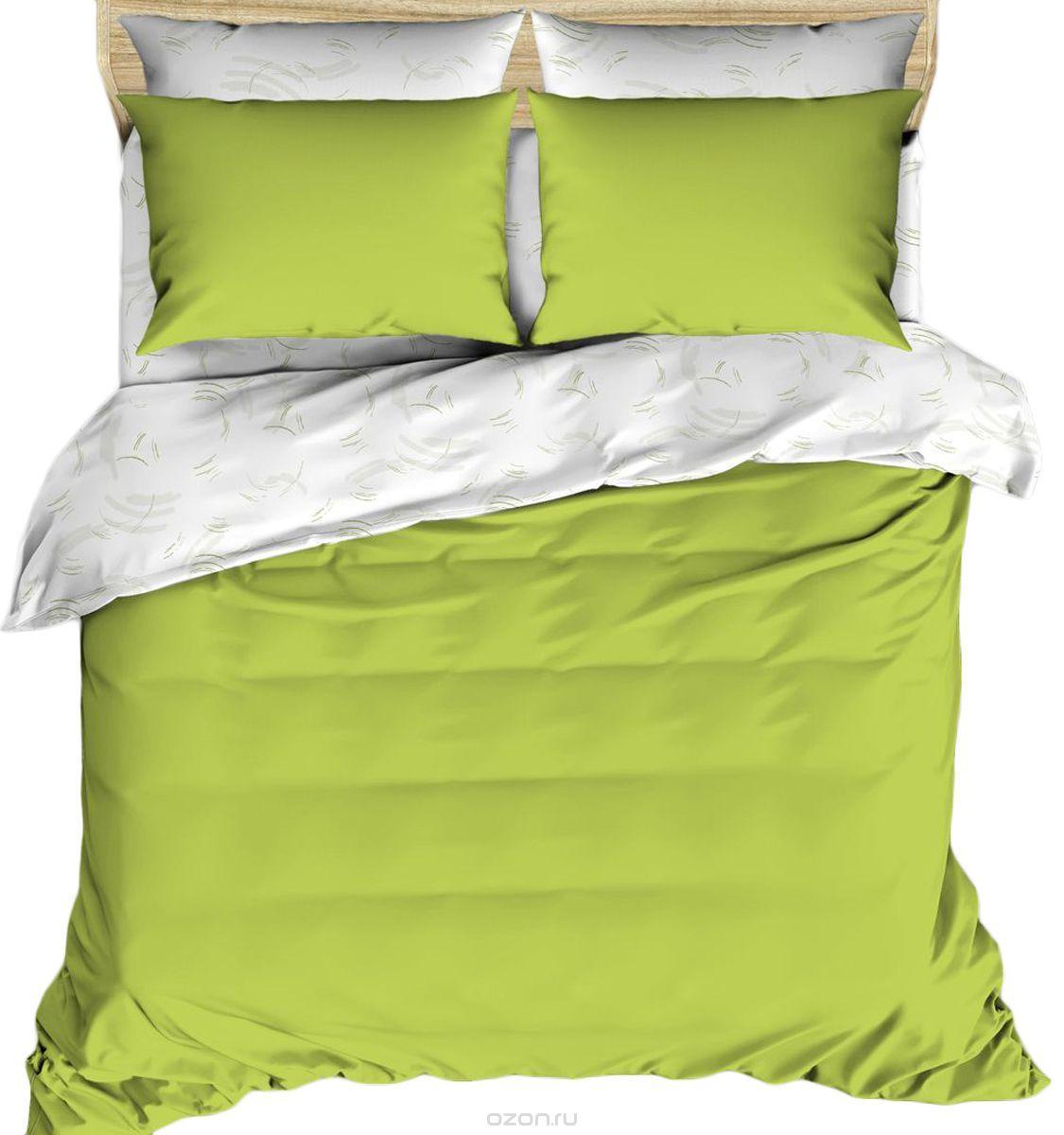 a665ab39ac9a Комплект постельного белья из сатина 811
